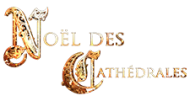 Noël des Cathédrales Logo